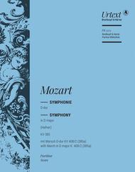 Symphony [No. 35] in D major K. 385