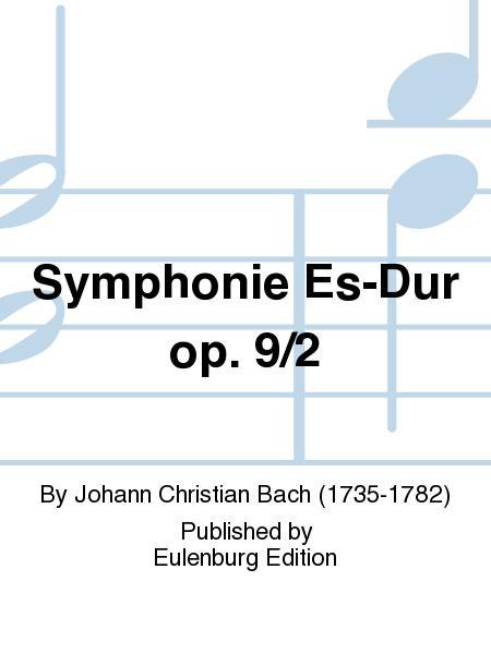Sinfonia in Eb major Op. 9/2