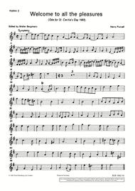 Ode for St. Cecilia's Day 1683 Z 339