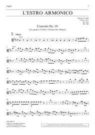 L'Estro Armonico Op. 3/10 RV 580