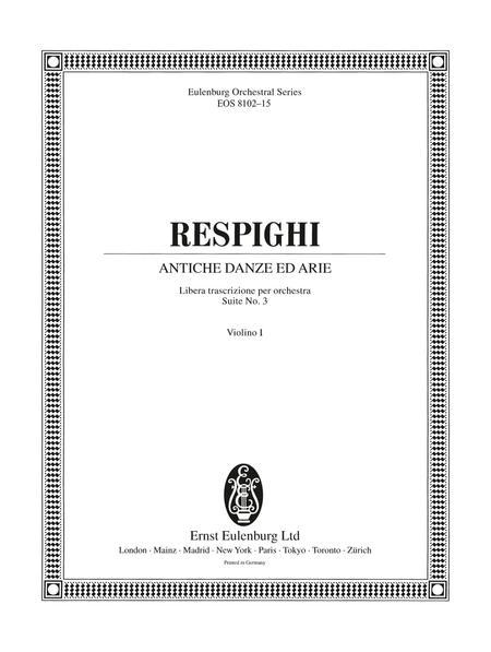 Antiche Danze ed Arie