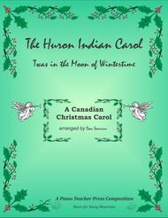 Download The Huron Indian Carol Sheet Music By Canadian Folk Song