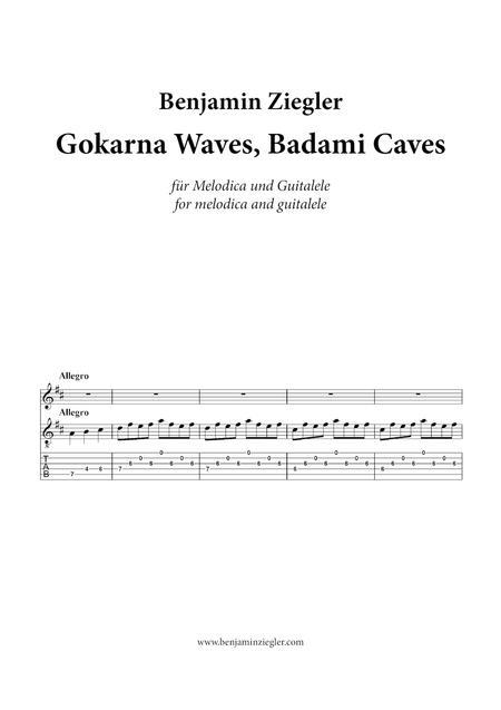 Gokarna Waves, Badami Caves
