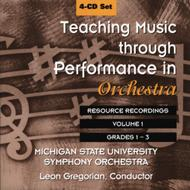 Teaching Music through Performance in Orchestra, Vol. 1