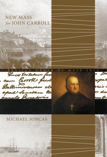 New Mass for John Carroll - Full Score