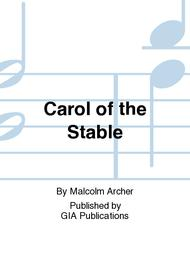 Carol of the Stable
