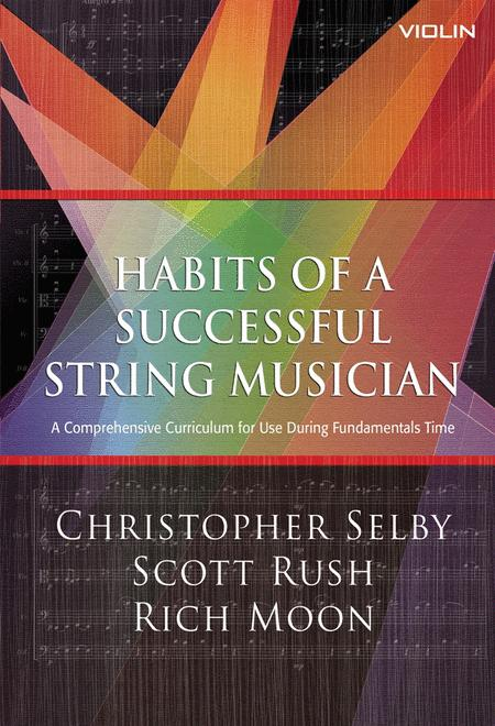 Habits of a Successful String Musician - Violin
