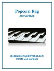 Popcorn Rag