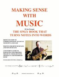 MAKING SENSE WITH MUSIC