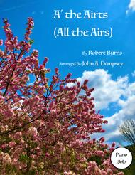 All the Airs (A the Airts): Celtic Piano