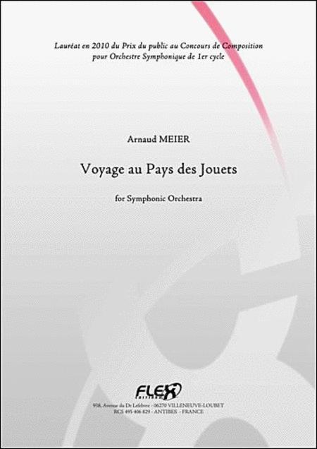 Voyage Au Pays Des Jouets - Symphonic Orchestra