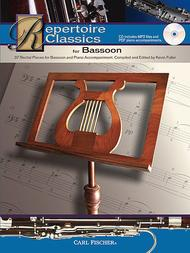 Repertoire Classics for Bassoon