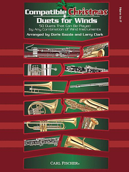 Compatible Christmas Duets for Winds