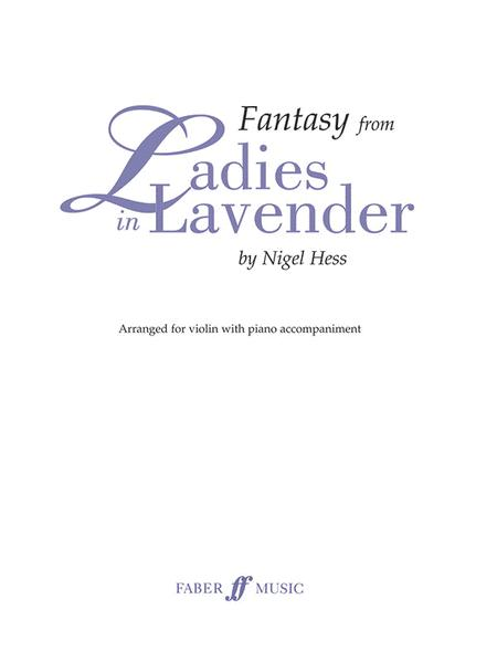 Fantasy from Ladies in Lavender