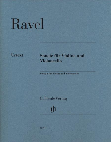 Sonata for Violin and Violoncello