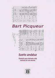 Sueno Andaluz - Fantasia para clarinete solo