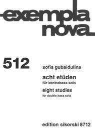 Eight Studies [Acht Etuden]
