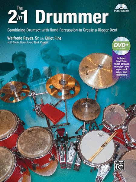 The 2-in-1 Drummer
