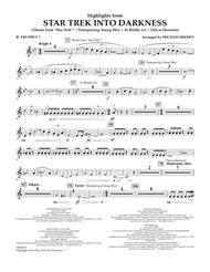Highlights from Star Trek Into Darkness - Bb Trumpet 3