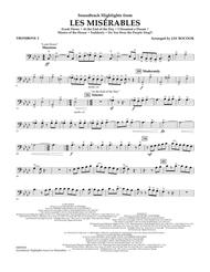 Soundtrack Highlights from Les Miserables - Trombone 2