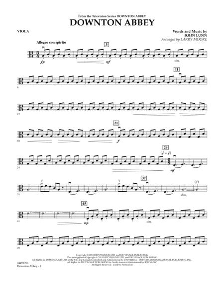 """Such good luck"""" from 'downton abbey' sheet music (piano solo) in g."""