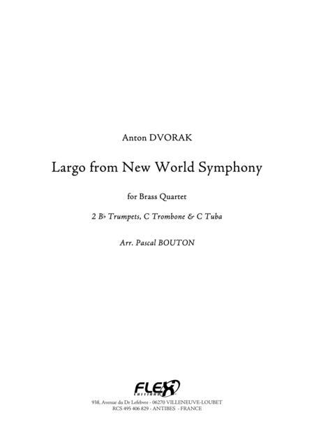 Largo from New Word Symphony