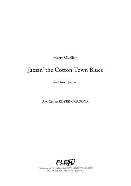 Jazzin' the Cotton Town Blues