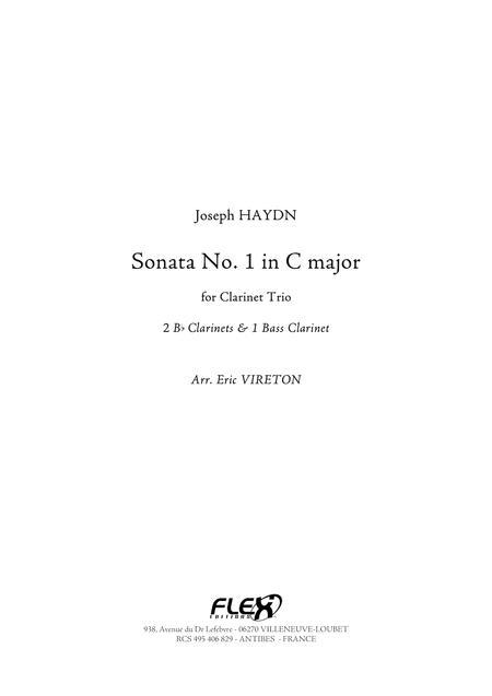 Sonata No. 1 in C Major