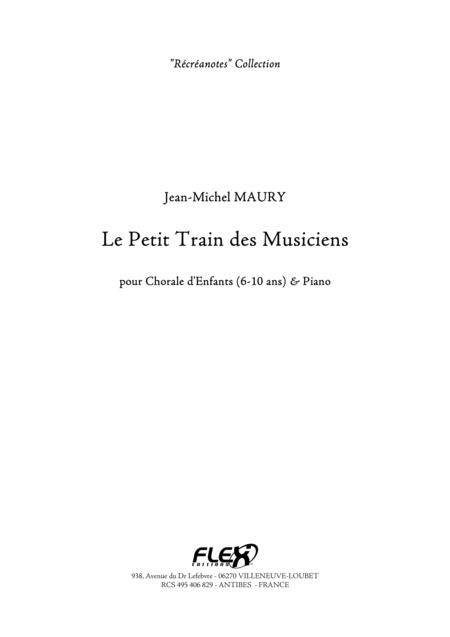 Le Petit Train des Musiciens