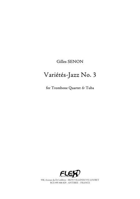 Varietes-Jazz No. 3