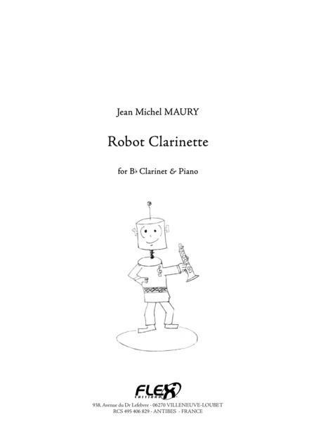 Robot Clarinette