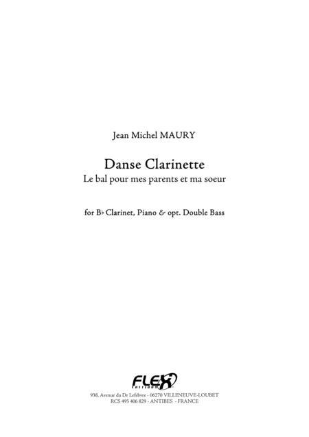 Danse Clarinette