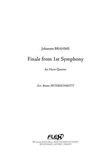 Finale from 1st Symphony