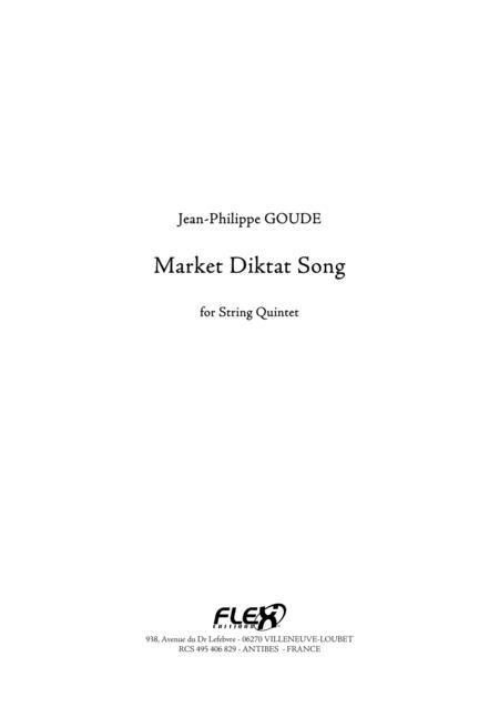 Market Diktat Song