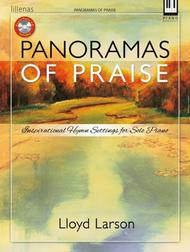 Panoramas of Praise - Book with PowerPoint CD