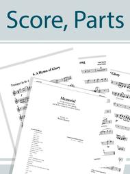 Holy Spirit, Living Breath of God - Full Orchestra Score and Parts