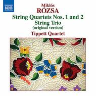 String Quartet No 2 Op. 38 S