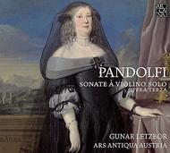 Sonate a Violino Solo. Opera T