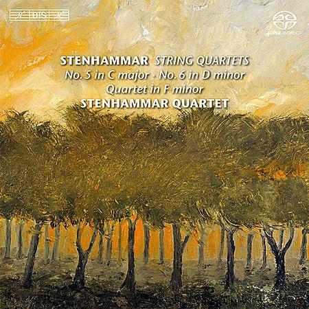 Volume 2: Stenhammar--String Quartet