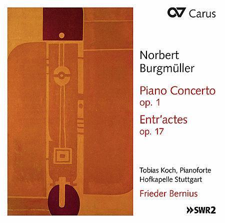 Piano Concerto Op. 1 Entr'Act