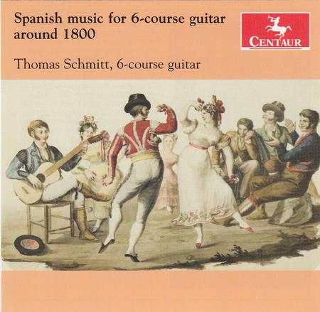 Spanish Music for 6-Course Guitar