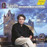 Volume 21: Complete Symphonies