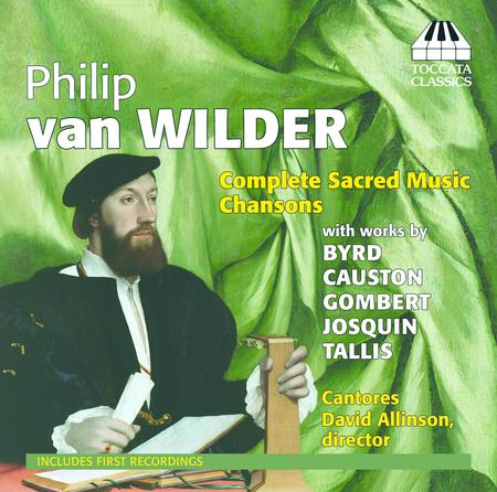 Complete Sacred Music Chansons