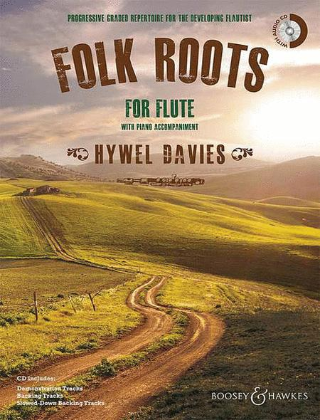 Folk Roots for Flute