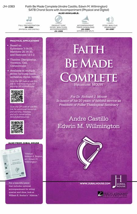 Faith Be Made Complete