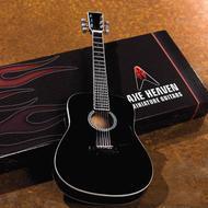 Acoustic Classic Black Finish Model