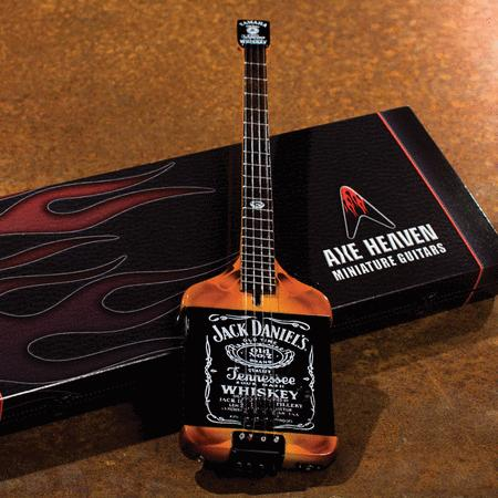 Jack Daniels Electric Bass Model