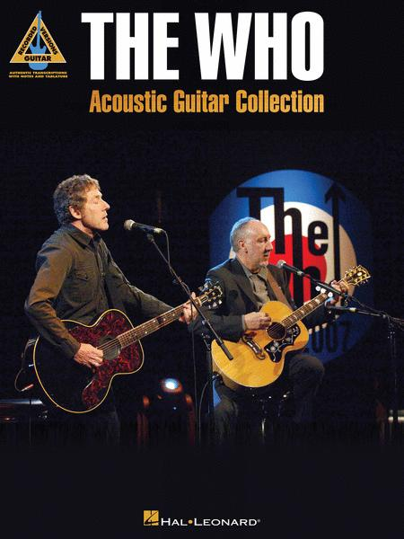 The Who - Acoustic Guitar Collection
