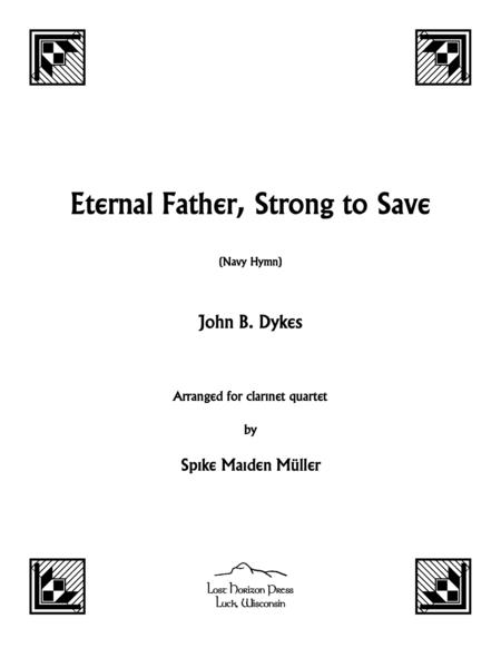 Eternal Father, Strong to Save (Navy Hymn)