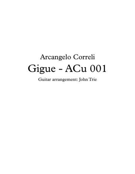 Gigue - ACu001